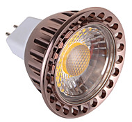 abordables -GU5.3(MR16) Focos LED MR16 1 COB 850 lm Blanco Cálido Blanco Fresco 2800-3200/6000-6500 K Regulable Decorativa AC 12 V