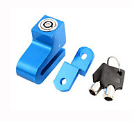 cheap -Motorcycle Bike Bicycle Anti-theft Alarm Disk Disc Brake Lock w 2 Key