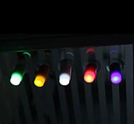 Touch Mini ventosa leggera spinta principale di notte romantica a barre bambini di arredamento leggeri (colore casuale)