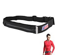 cheap -L Belt Pouch/Belt Bag Waist Bag/Waistpack Cell Phone Bag Chest Bag for Hunting Fishing Climbing Racing Leisure Sports Beach Cycling /