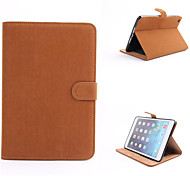 cheap -PU Leather Magnetic Case Smart Cover Stand Flip Cover Case For iPad Mini 3/2/1 Retina