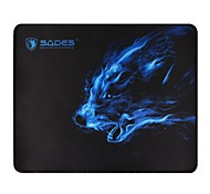cheap -SADES Gaming Gamer Show Mouse Pad High Sensitivity Waterproof (30*25*0.3cm)