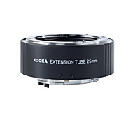 KOOKA KK-N25 Brass AF Extension Tube with TTL Auto Exposure for Nikon 25mm input SLR Cameras