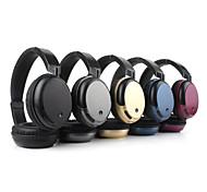 K900 v4.1 bluetooth inalámbrico de auriculares ajustable plegable auricular en la oreja para el teléfono móvil para tablet pc iphone