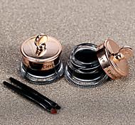 Недорогие -Инструменты для макияжа Карандаши для глаз Бальзам Высокое качество Одинарная открытая крышка Повседневные Повседневный макияж