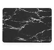 """Недорогие -новый супер прохладный черный мрамор прорезиненная крышка жесткий футляр для MacBook Air 11 """"/ 13"""""""