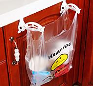 шкафы для хранения пластиковые мешки для мусора крюк