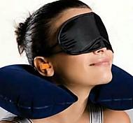 Недорогие -1шт стекающая подушка для путешествий воздушная подушка для глаз