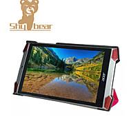 для 2015 Acer хищник 8 игра планшетных случаях Кастер Сверхтонкий PU кожаный чехол случаи откидная крышка для predator8