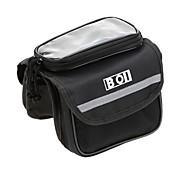 Недорогие -BOI Рюкзаки на внешнем каркасе Бардачок на раму Сотовый телефон сумка 5.7 дюймовый Многофункциональный Телефон/Iphone Сенсорный экран