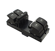 Iztoss Control Driver Side Power Window Master Lifter Mirror Switch Panel 5ND959857 for VW Jetta Golf Passat