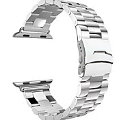 Uhrenarmband für Apfel Uhr Schmetterling Wölbung Uhr Ersatz Armband