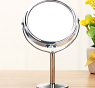 Недорогие -Зеркало для макияжа Высокое качество Бутик Современный 1шт - Зеркальная поверхность душевые принадлежности