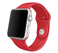 Bracelet de Montre  pour Apple Watch Series 3 / 2 / 1 Sangle de Poignet Bracelet Sport