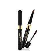 Недорогие -брови красителя крем карандаш + натуральный сочетание цветов заблокировать прочного водостойкой косметики