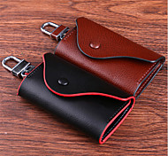cheap -Leather Key Bag / Leather Car Key Bag / Leather Key Button