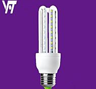 Недорогие -E26/E27 LED лампы типа Корн T 16 светодиоды SMD 2835 Декоративная Тёплый белый Холодный белый 2700-6500lm 2700-6500(K)K AC 220-240V