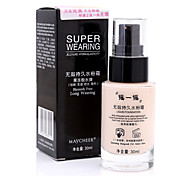cheap -1 Foundation Wet Matte Liquid Coverage Long Lasting Concealer Face China