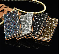 Luxury Bling Crystal Diamond Wallet Flip Card Case Cover For Samsung S7/S7 Edge