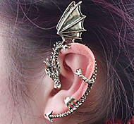Earring Ear Cuffs Jewelry Daily / Casual Alloy 1pc Coppery
