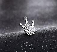 Fashion Vintage Small Crown Brooch