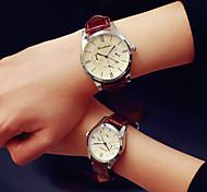2016 Fashion Simple Unisex Couple's Watches Student Men Or Women Calendar Watch (Assorted Color) Cool Watches Unique Watches