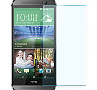 cheap -Screen Protector HTC for HTC One M8 Tempered Glass 1 pc High Definition (HD)
