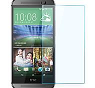 abordables -Protector de pantalla HTC para HTC uno M8 Vidrio Templado 1 pieza Alta definición (HD)