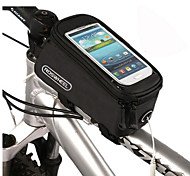 Bike Bag 1.5LLBike Frame Bag Skidproof / Multifunctional / Touch Screen Bicycle Bag PVC / Terylene Cycle Bag Other Similar Size Phones