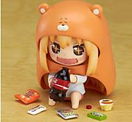 Недорогие -Аниме Фигурки Вдохновлен Himouto Косплей ПВХ 10 См Модель игрушки игрушки куклы