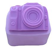 Недорогие -камера в форме помады торт шоколадный силиконовые формы, отделочные инструменты посуда