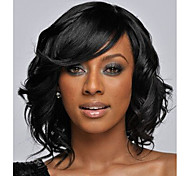 cheap -Synthetic Wig Wavy Synthetic Hair Wig Women's Short Capless