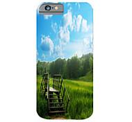 Недорогие -пастырской декорации модели ПК телефон случае крышка случая трудная задняя для iPhone5 / 5s