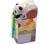 Недорогие -neje самоуправления полива животных растений горшки - панда (базилик)