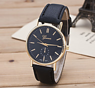 cheap -GENEVA Women's European Style Fashion Strap Watch New Casual Wrist Watches Cool Watches Unique Watches