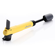 cheap -Mini Bike Pump Barometer Recreational Cycling / Cycling / Bike / Women's PC Yellow / Black - 1pcs