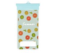 Cartoon Fruit Pattern Mobile Phone Waterproof Bag for iPhone 7 6s 6 Plus