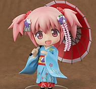 Anime Action-Figuren Inspiriert von Cosplay Cosplay 10 CM Modell Spielzeug Puppe Spielzeug