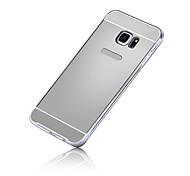 Недорогие -Для Samsung Galaxy S7 Edge Покрытие Кейс для Задняя крышка Кейс для Один цвет PC SamsungS7 edge / S7 / S6 edge plus / S6 edge / S6 / S5 /