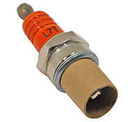Orange L7T Spark Plug For Mini Motor Trimmer Chainsaw Lawnmower Hedge Trimmer Cutter