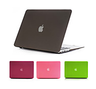 cheap -MacBook Case for Solid Color ABS MacBook Air 13-inch Macbook Air 11-inch