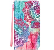 Graphic PU Leather Full Body Cases for LG G5 Cases / Covers for LG