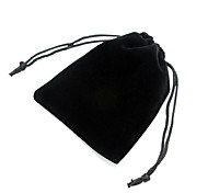 cheap -Women's Jewelry Bags Black Fabric Fashion Daily