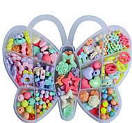 новой поделки CRAFT творческий подарок детские развивающие игрушки бабочку коробка бисер