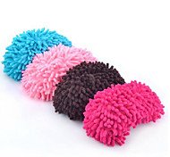 cheap -2 Pcs Chenille Shoe Covers Cleaning Slippers Lazy Drag Mop Eco Gift Mother