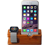 cheap -Phone Holder Stand Mount Desk Other Wooden for Mobile Phone Apple Watch Mounts & Holders