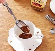 Недорогие -в японском стиле минимализма чайной ложки из нержавеющей стали чай лопатой эфирные ложки чая coffon ложку