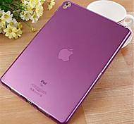 Ultra-Thin Flat Transparent TPU Material Protective Shell for iPad Pro 9.7