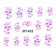 cheap -Nail Sticker Nail Stamping Template Nail Art Design Daily Chic & Modern Fashion Waterproof High Quality