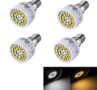E14 LED Spotlight R50 24 SMD 2835 240lm Warm White Cold White 3000K/6000K Decorative AC 220-240V